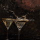 splash champagne